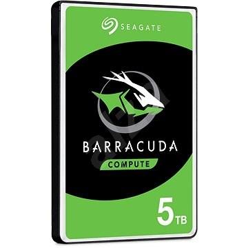 Seagate BarraCuda Laptop 5TB - Merevlemez