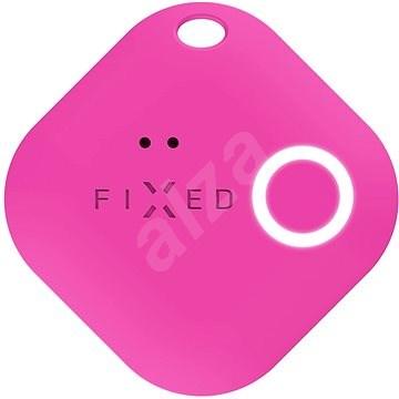 FIXED Smile mozgásérzékelővel, rózsaszín - Bluetooth kulcskereső