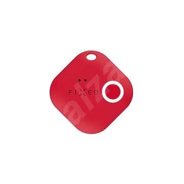 FIXED Smile mozgásérzékelővel, piros - Bluetooth kulcskereső