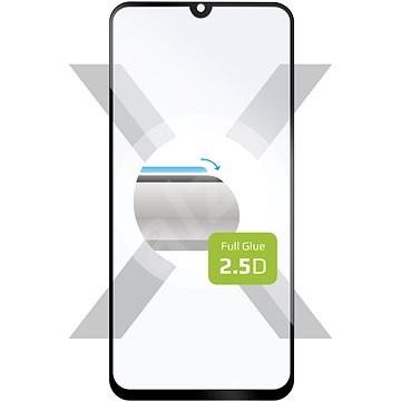 FIXED FullGlue-Cover Xiaomi Mi A3-hoz, fekete - Képernyővédő
