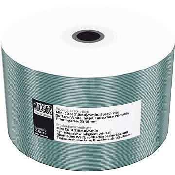 MediaRange CD-R 8cm írható 50db-os zsugorban - Média