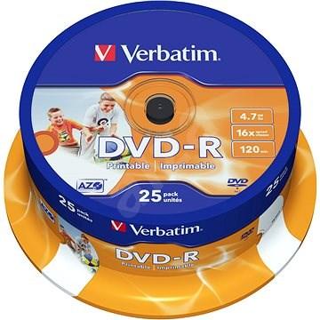 Verbatim DVD-R írható DVD lemez - Média