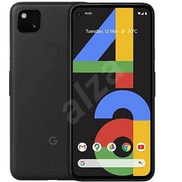 Google Pixel 4a fekete - Mobiltelefon
