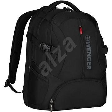"""WENGER Transit 16"""" fekete - Laptop hátizsák"""