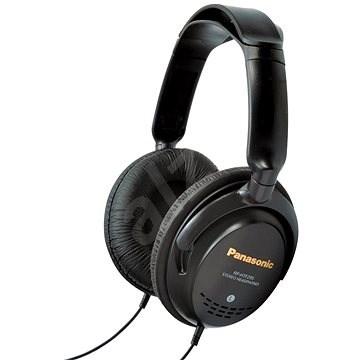 Panasonic RP-HTF295E-K - Fej-/fülhallgató