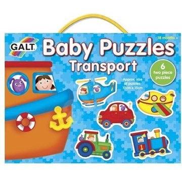 GALT Puzzle a legkisebbeknek - Járművek - Puzzle