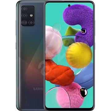 Samsung Galaxy A51 fekete - Mobiltelefon