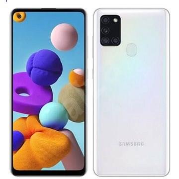 Samsung Galaxy A21s 32 GB fehér - Mobiltelefon