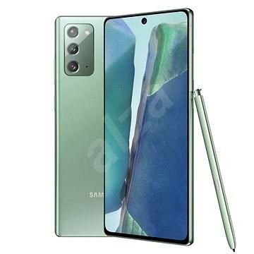 Samsung Galaxy Note20 zöld - Mobiltelefon
