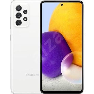 Samsung Galaxy A72 fehér - Mobiltelefon