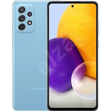Samsung Galaxy A72 kék - Mobiltelefon