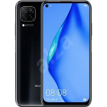Huawei P40 Lite fekete - Mobiltelefon