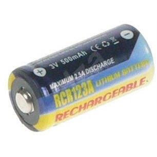 AVACOM a CR123A, CR23, DL123A lithium 3V 500mAh akkumulátor helyettesítésére - Fényképezőgép akkumulátor