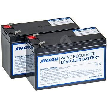 AVACOM csere UPS  akkumulátor RBC32 - Akkumulátor