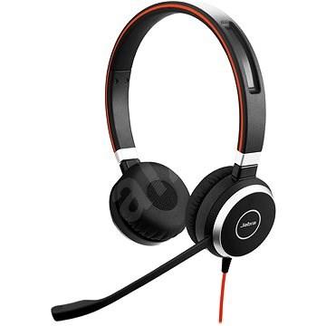 Jabra Evolve 40 MS Stereo USB-A - Fej-/fülhallgató