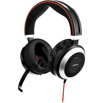Jabra Evolve 80 Stereo - Fejhallgató