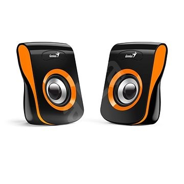 GENIUS SP-Q180 Orange narancssárga színű - Hangfal