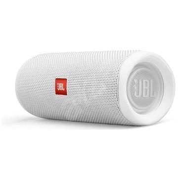 JBL Flip 5 fehér - Bluetooth hangszóró
