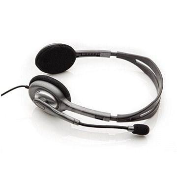 Logitech Stereo Headset H110 - Fej-/fülhallgató