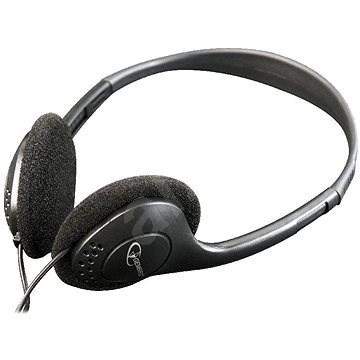Gembird MHP-123 Fekete - Fej-/fülhallgató