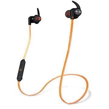 Creative OUTLIER SPORTS narancs - Vezeték nélküli fül-/fejhallgató