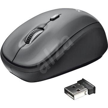 Trust Yvi Wireless Mouse, fekete - Egér