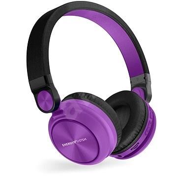 Energy Sistem Headphones BT Urban 2 Radio Violet - Vezeték nélküli fül-/fejhallgató