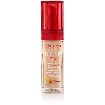 BOURJOIS Healthy Mix Foundation 52 Vanille 30 ml - Alapozó