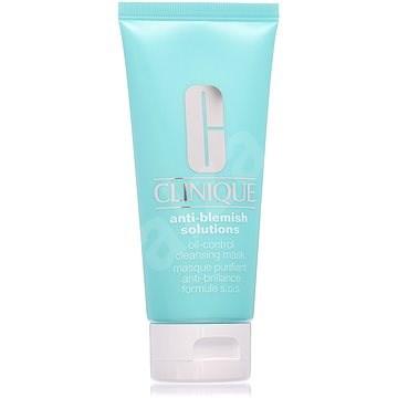 CLINIQUE Anti-Blemish Solutions Oil-Control Cleansing Mask 100 ml - Arcpakolás
