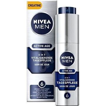 NIVEA Men Active Age Day Moisturiser 50 ml - Férfi arckrém