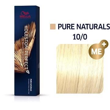 WELLA PROFESSIONALS Koleston Perfect Pure Naturals 10/0 (60 ml) - Hajfesték
