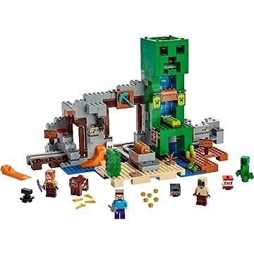 LEGO Minecraft 21155 A Creeper barlang - LEGO