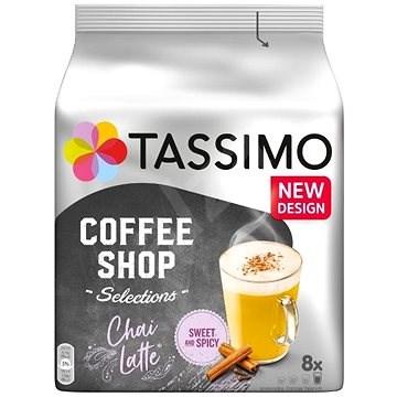 TASSIMO Chai Latte Kapszula 8 adag - Kávékapszula