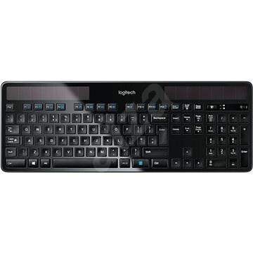 Logitech Wireless Solar Keyboard K750 (UK) - Billentyűzet