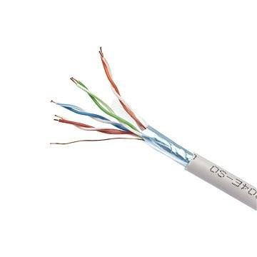 Gembird, drót, CAT5E, FTP, LSOH, 305 m/box - Hálózati kábel