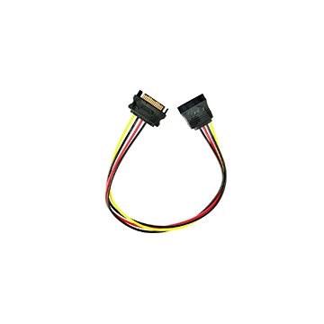 Cableexpert Gembird SATA hosszabbító 0,3 m - Tápkábel