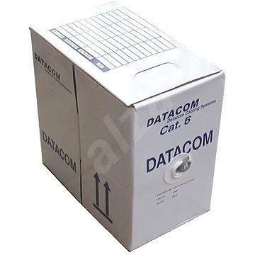 Datacom, wire, CAT6, FTP, LSOH, 305m/tekercs - Hálózati kábel