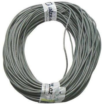 Adatátviteli hálózati kábel, sodrott, CAT6, UTP, 100 m - Hálózati kábel
