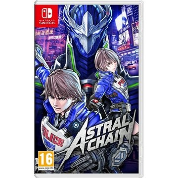 Astral Chain - Nintendo Switch - Konzol játék