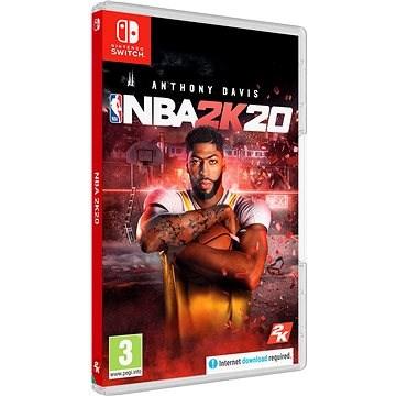 NBA 2K20 - Nintendo Switch - Konzol játék