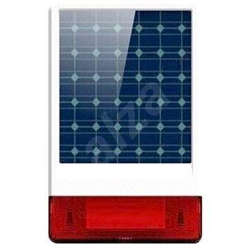 iGET SECURITY P12 - napelemes kültéri sziréna - Sziréna