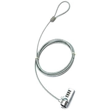 PremiumCord kóddal ellátott biztonsági kábel - Biztonsági zár