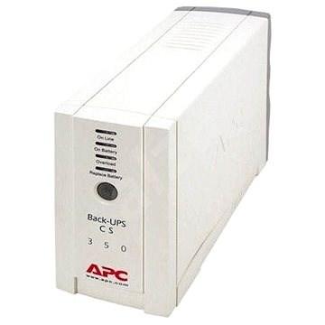 APC Back-UPS CS 350 - Szünetmentes tápegység
