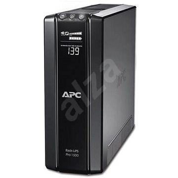 APC Power Saving Back-UPS Pro 1500, európai dugalj - Szünetmentes tápegység
