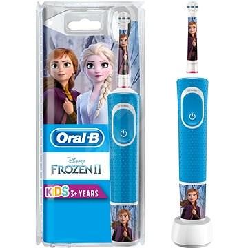 Oral-B Vitality Kids Frozen - Gyerek elektromos fogkefe