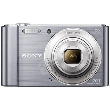 Sony DSC-W810 Ezüst - Digitális fényképezőgép