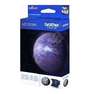 Brother LC-1220 BK fekete - Tintapatron