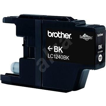 Brother LC-1240 BK fekete - Tintapatron