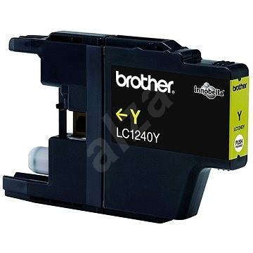Brother LC-1240 Y sárga - Tintapatron
