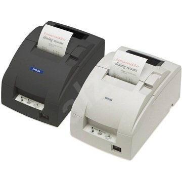 Epson TM-U220PD fekete - POS nyomtató